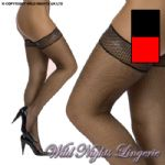 LYCRA Micro Fishnet L/T Hold Ups